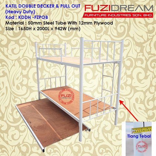 katil-double-decker-murah